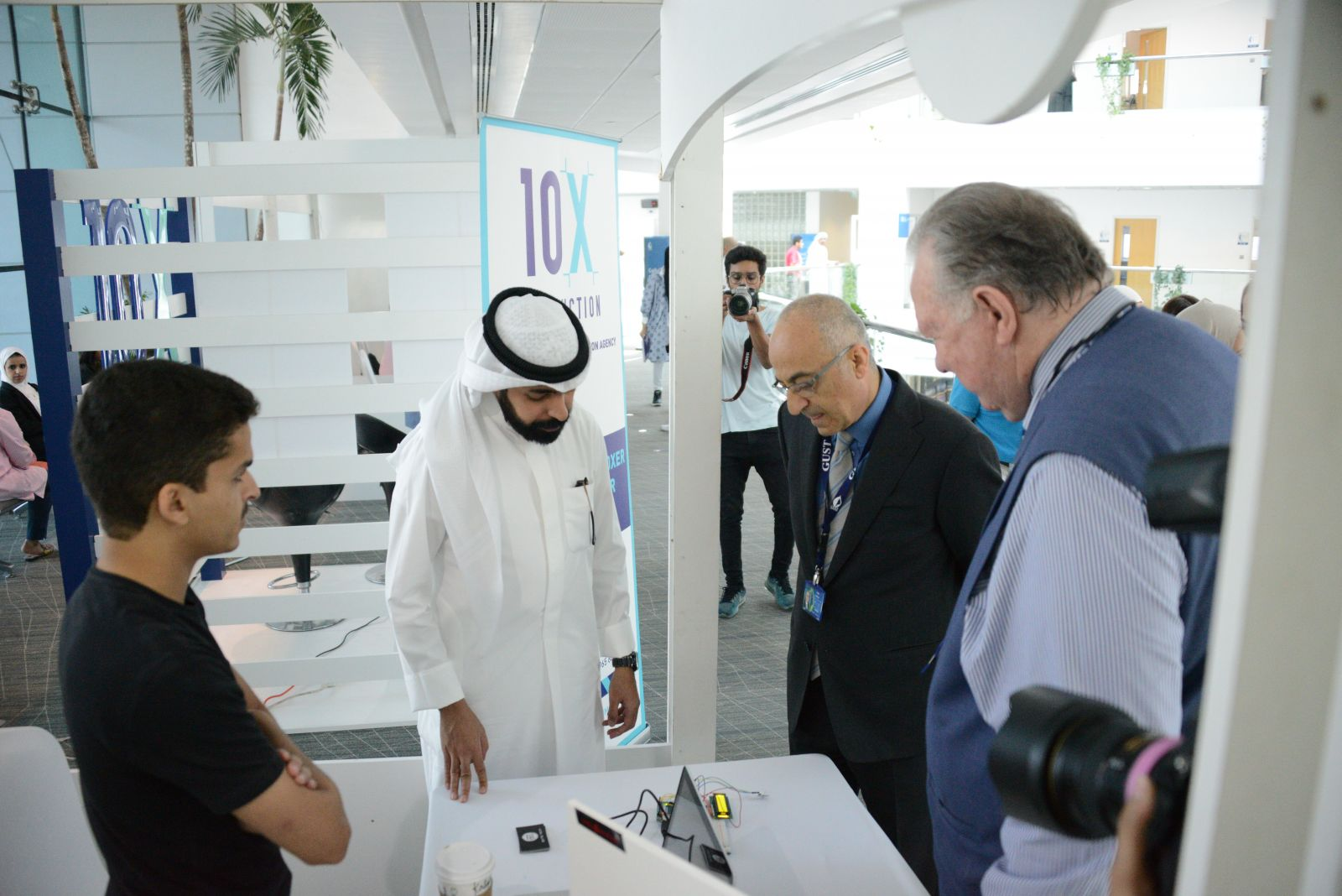 Gulf University for Science and Technology Holds 20th Annual