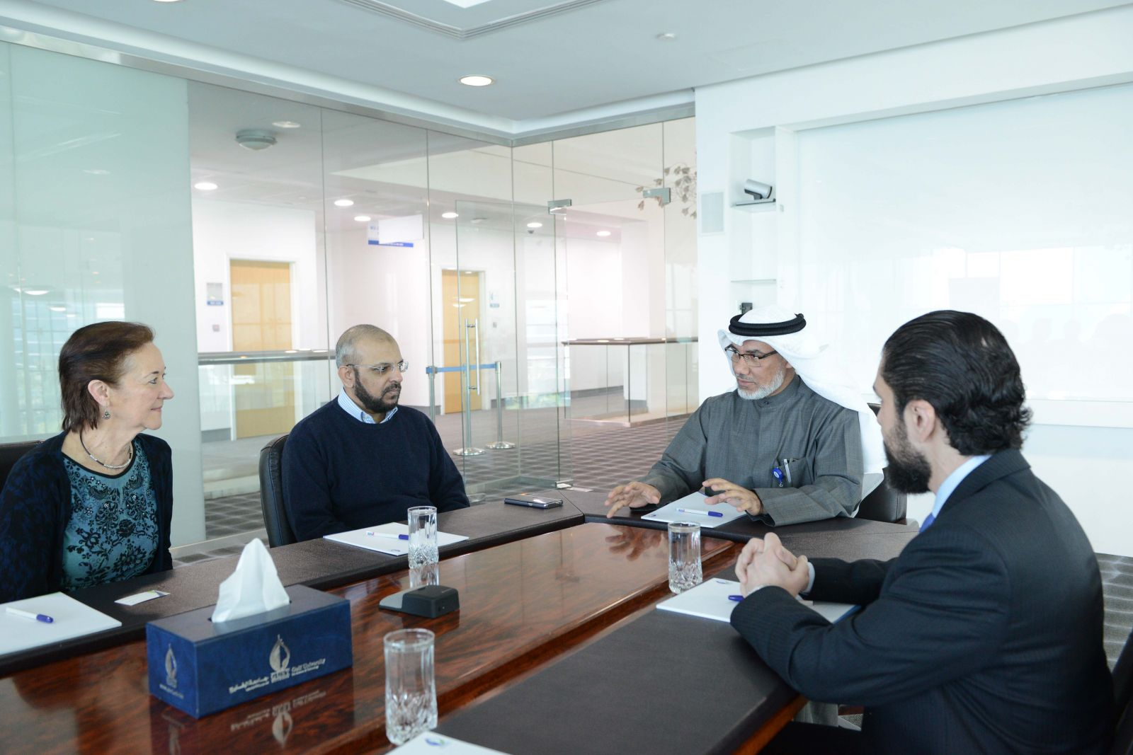 GUST and UCSD sign MOU | GUST
