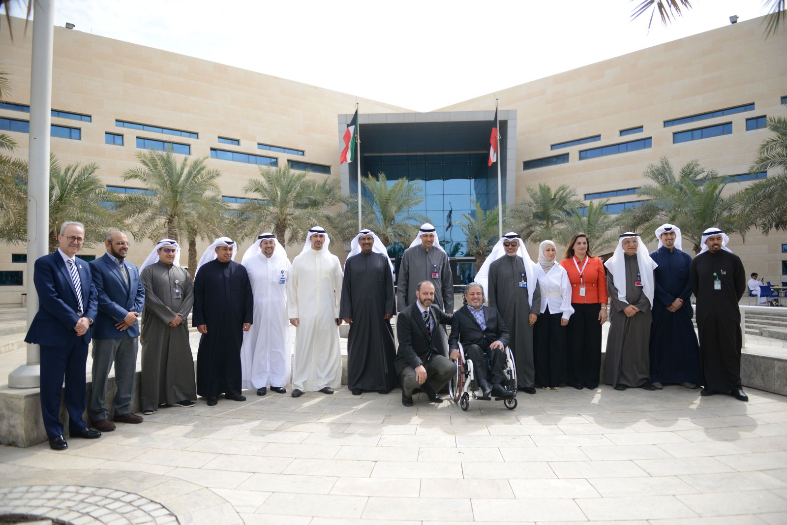 Gulf University for Science and Technology Holds 21st Annual