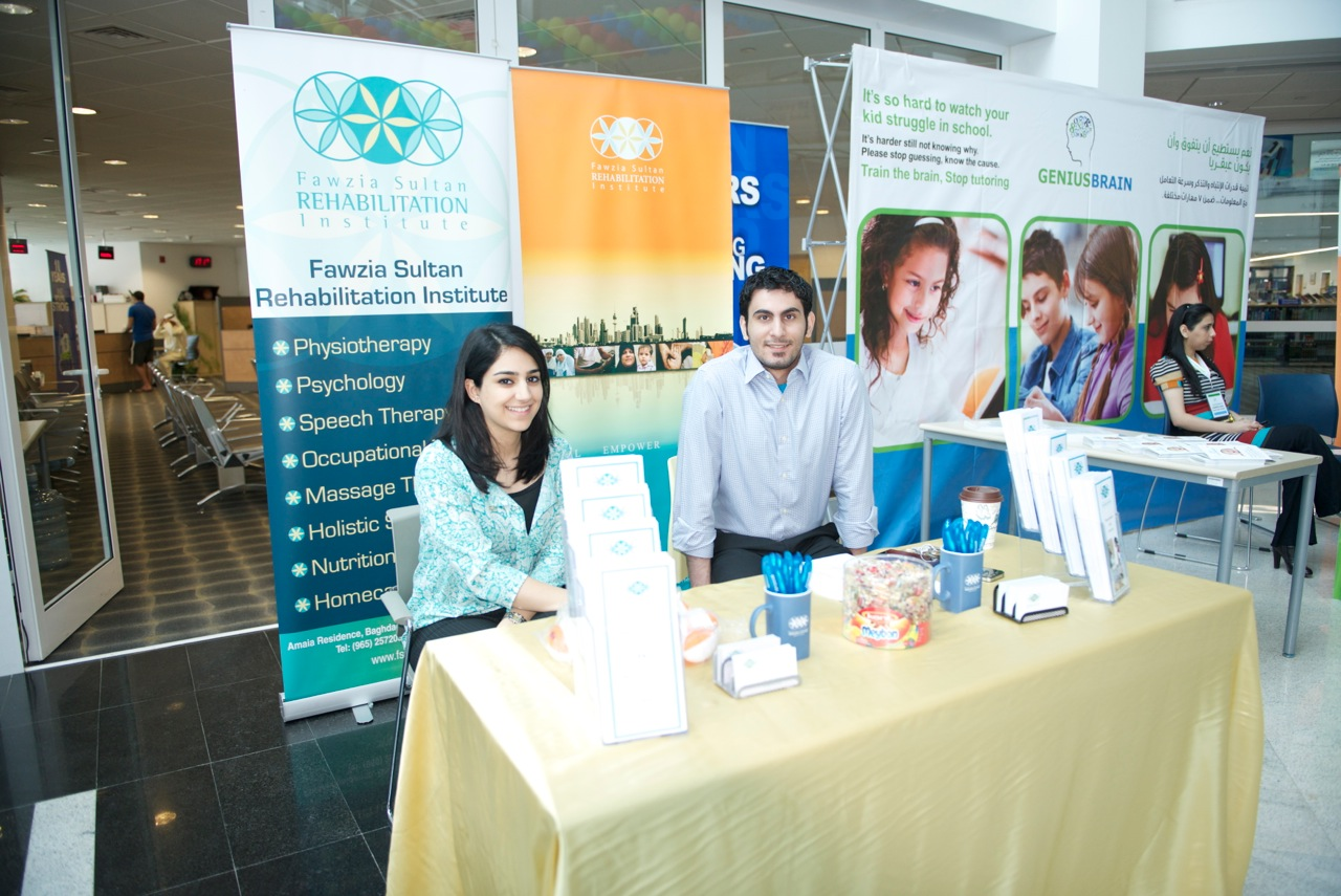 Gust Honors Health Day Gust